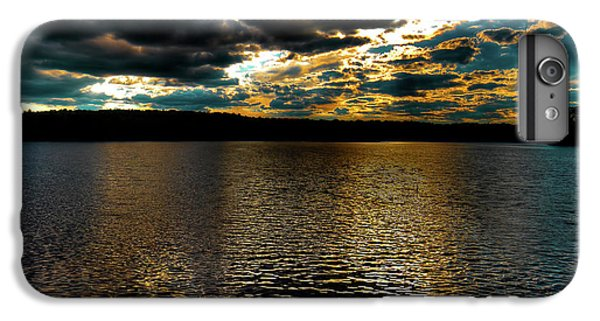 IPhone 7 Plus Case featuring the photograph June Sunset On Nicks Lake by David Patterson