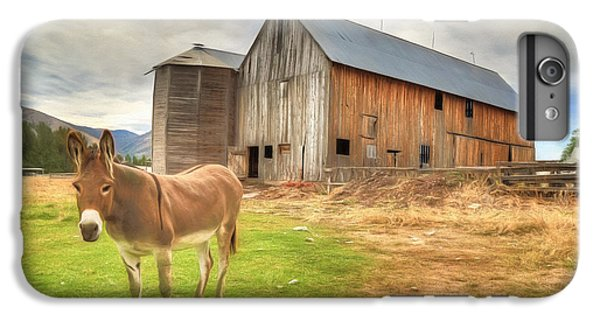 Just Another Day On The Farm IPhone 7 Plus Case