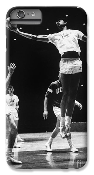 Kareem Abdul Jabbar (1947-) IPhone 7 Plus Case by Granger