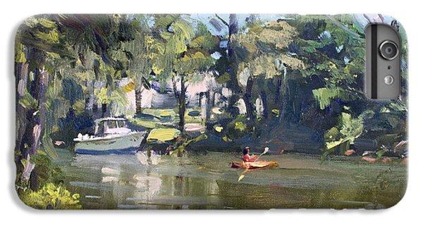 Kayaking IPhone 7 Plus Case