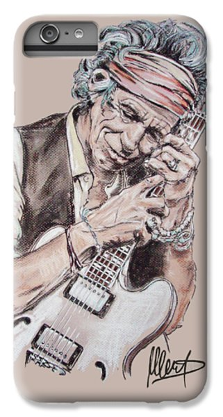 Keith Richards IPhone 7 Plus Case