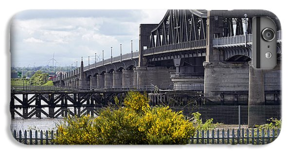 IPhone 7 Plus Case featuring the photograph Kincardine Bridge by Jeremy Lavender Photography