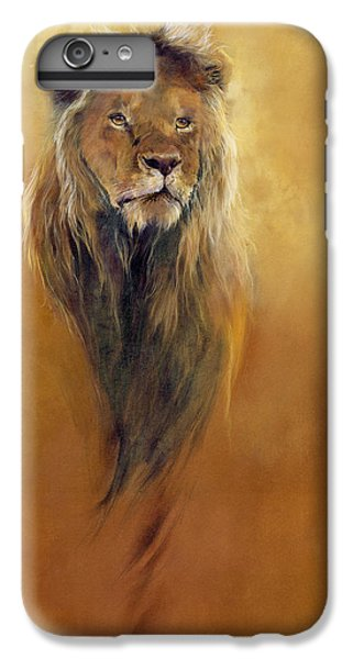 King Leo IPhone 7 Plus Case by Odile Kidd