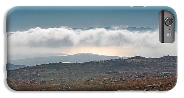 IPhone 7 Plus Case featuring the photograph Kingdom In The Sky by Gary Eason