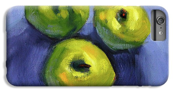 Kitchen Pears Still Life IPhone 7 Plus Case by Nancy Merkle