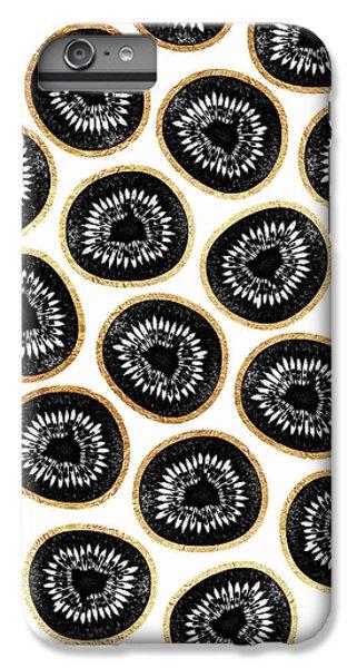 Kiwi Pattern IPhone 7 Plus Case by Elisabeth Fredriksson