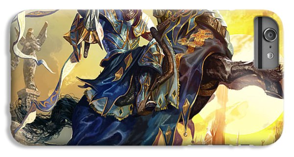 Knight Of New Benalia IPhone 7 Plus Case by Ryan Barger
