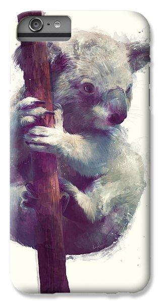 Koala IPhone 7 Plus Case by Amy Hamilton