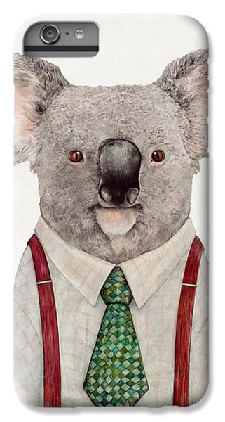 Portraits iPhone 7 Plus Case - Koala by Animal Crew