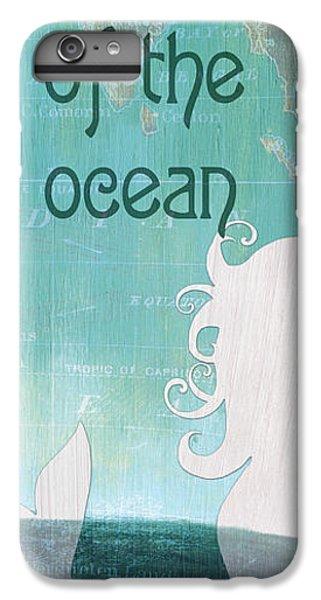Fairy iPhone 7 Plus Case - La Mer Mermaid 1 by Debbie DeWitt