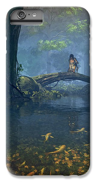 Elf iPhone 7 Plus Case - Lantern Bearer by Cynthia Decker