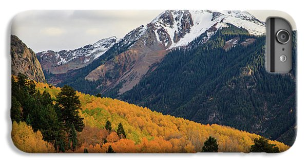 IPhone 7 Plus Case featuring the photograph Last Light Of Autumn by David Chandler