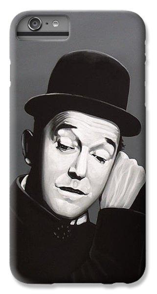 Cuckoo iPhone 7 Plus Case - Laurel And Hardy by Paul Meijering