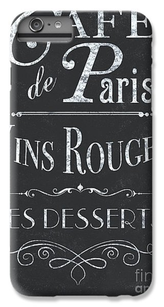 Le Petite Bistro 2 IPhone 7 Plus Case