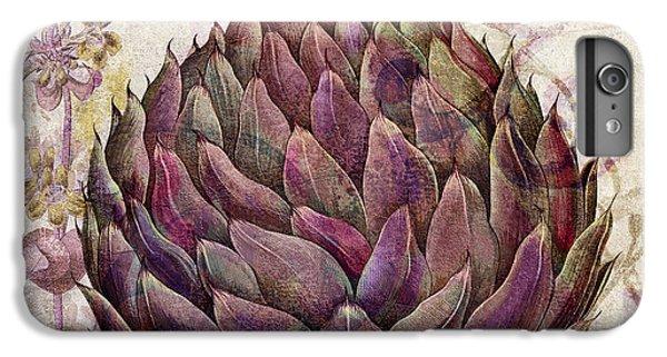Legumes Francais Artichoke IPhone 7 Plus Case by Mindy Sommers