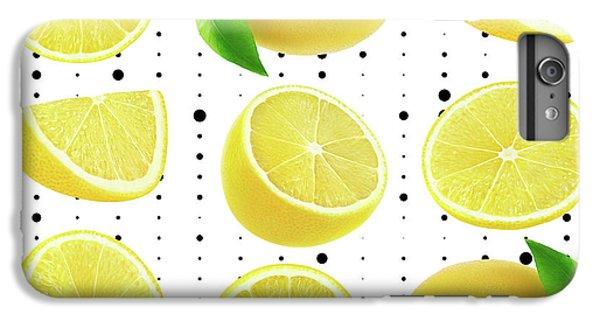 Lemon  IPhone 7 Plus Case