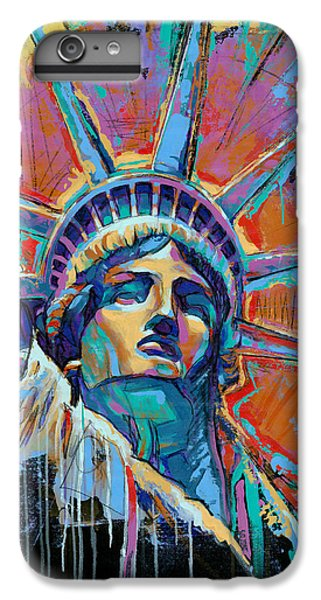 Liberty In Color IPhone 7 Plus Case by Damon Gray