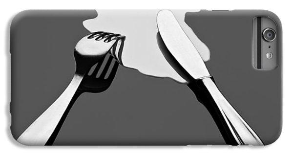 Surrealism iPhone 7 Plus Case - Liquid Food by Gert Lavsen