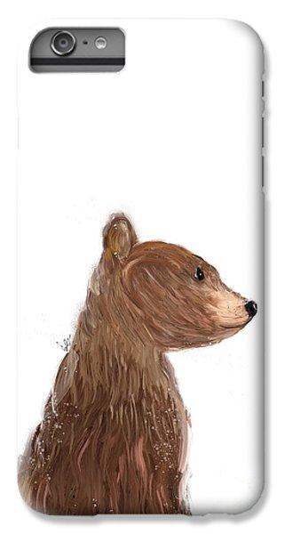 Little Bear Brown IPhone 7 Plus Case