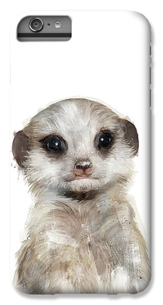 Little Meerkat IPhone 7 Plus Case by Amy Hamilton