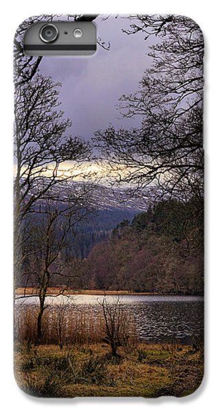 IPhone 7 Plus Case featuring the photograph Loch Venachar by Jeremy Lavender Photography