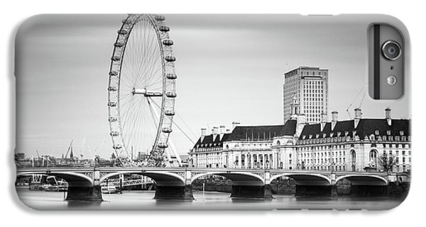 London Eye IPhone 7 Plus Case by Ivo Kerssemakers