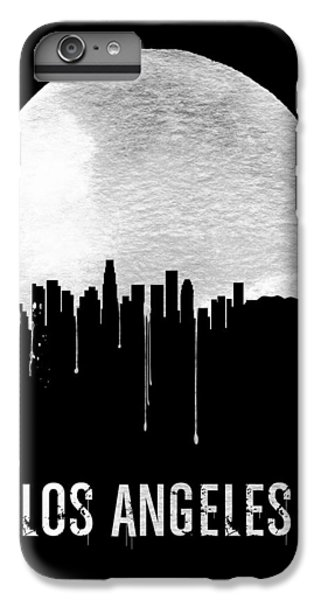 Los Angeles Skyline Black IPhone 7 Plus Case