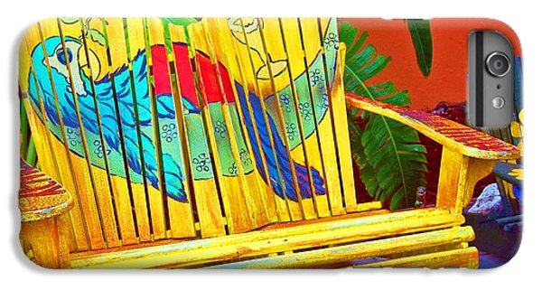 Parrot iPhone 7 Plus Case - Lost Shaker Of Salt 2 by Debbi Granruth