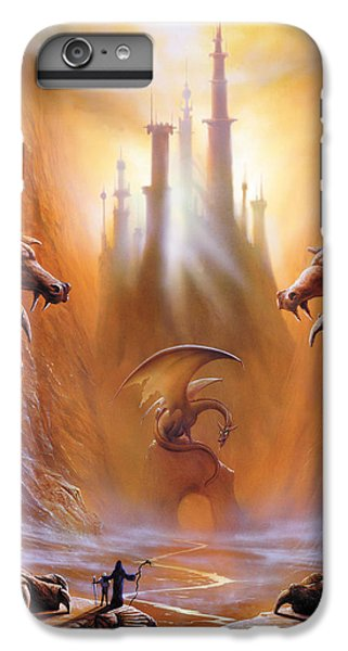 Lost Valley IPhone 7 Plus Case by The Dragon Chronicles - Garry Wa