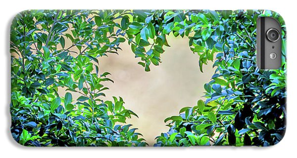 Featured Images iPhone 7 Plus Case - Love Leaves by Az Jackson