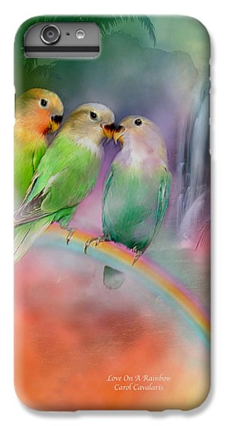 Love On A Rainbow IPhone 7 Plus Case