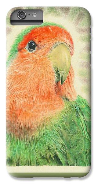 Lovebird iPhone 7 Plus Case - Lovebird Pilaf by Remrov