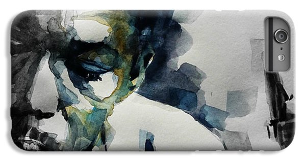 Saxophone iPhone 7 Plus Case - Lush Life  John Coltrane  by Paul Lovering
