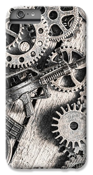Machines Of Military Precision  IPhone 7 Plus Case by Jorgo Photography - Wall Art Gallery