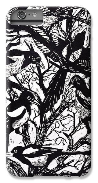 Magpies IPhone 7 Plus Case