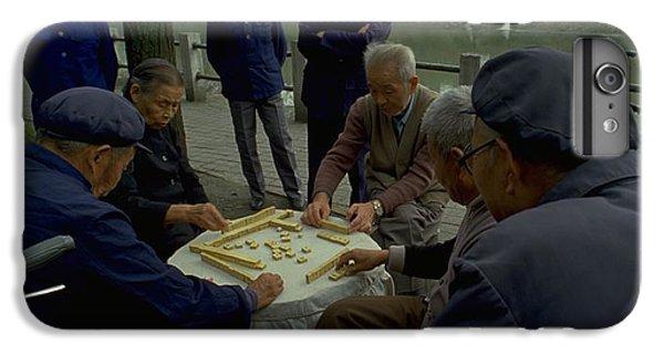 Mahjong In Guangzhou IPhone 7 Plus Case