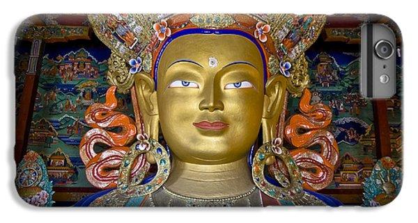 Maitreya Buddha IPhone 7 Plus Case by Hitendra SINKAR