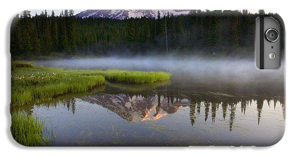 Lake iPhone 7 Plus Case - Majestic Dawn by Mike  Dawson