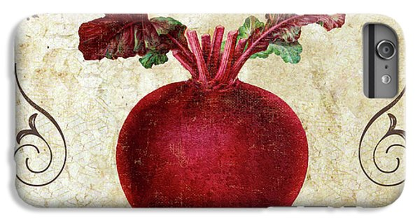 Mangia Radish IPhone 7 Plus Case by Mindy Sommers