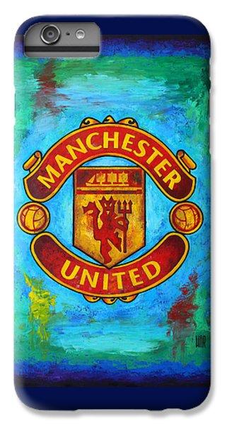 Manchester United Vintage IPhone 7 Plus Case