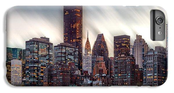 Manhattan Daze IPhone 7 Plus Case by Az Jackson