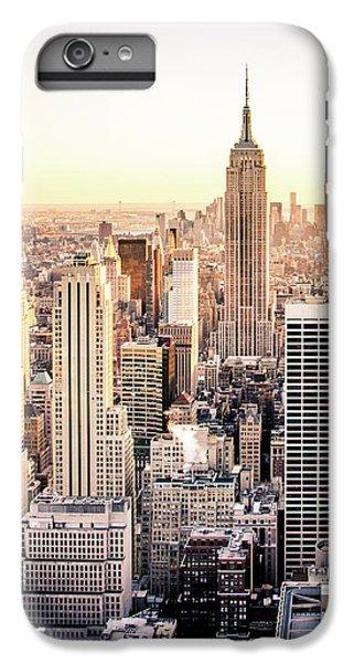 Manhattan IPhone 7 Plus Case by Michael Weber