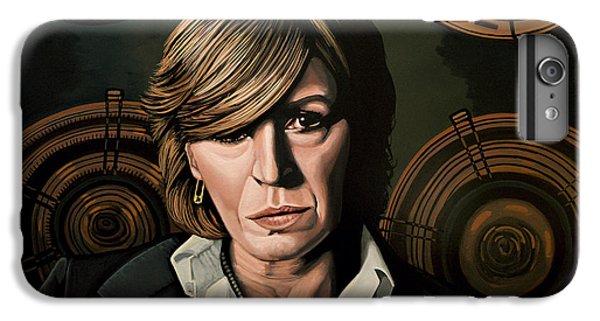 Marianne Faithfull Painting IPhone 7 Plus Case