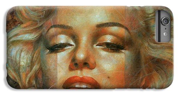 Actors iPhone 7 Plus Case - Marilyn Monroe by Arthur Braginsky