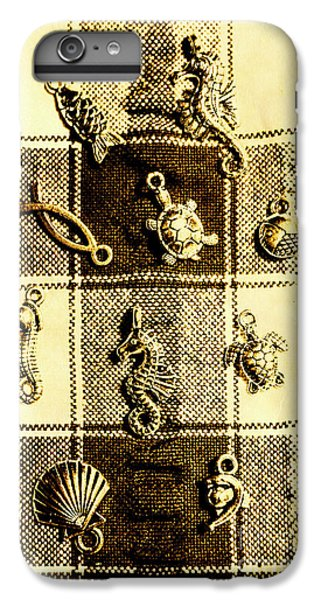 Seahorse iPhone 7 Plus Case - Marine Theme by Jorgo Photography - Wall Art Gallery