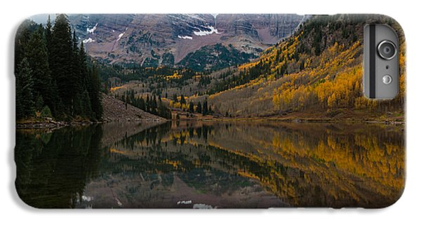 Maroon Bells IPhone 7 Plus Case