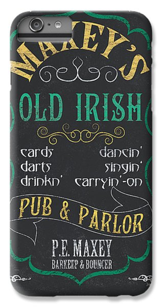 Maxey's Old Irish Pub IPhone 7 Plus Case