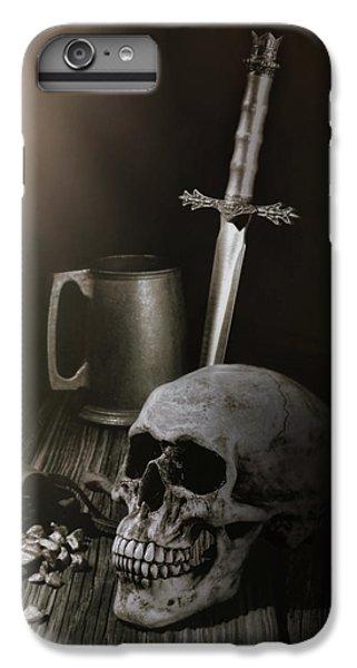 Knight iPhone 7 Plus Case - Medieval Still Life by Tom Mc Nemar