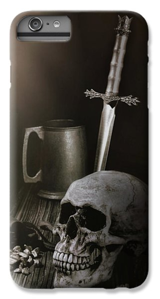 Knight iPhone 7 Plus Case - Medieval Still Life by Tom Mc Nemar
