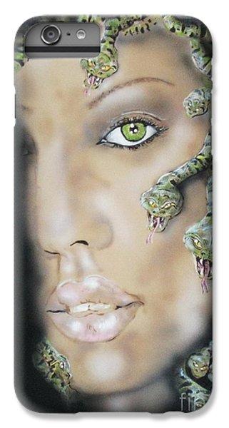 Medusa IPhone 7 Plus Case by John Sodja